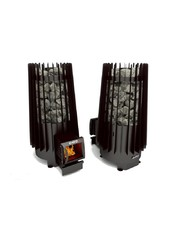 Печь дровяная Grill D Cometa 180 (Window black)