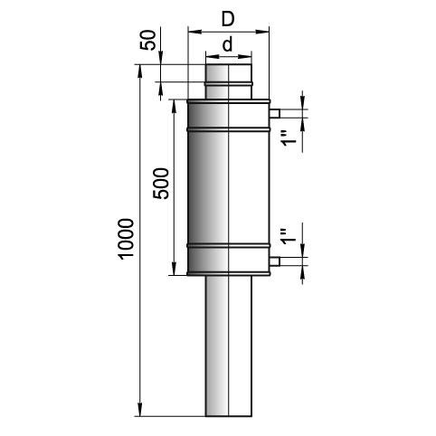 Теплообменник вулкан размеры клапана для теплообменников